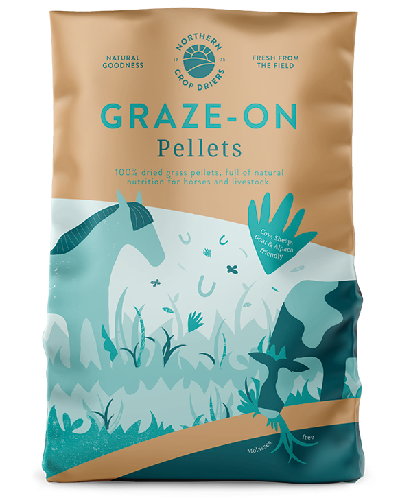 Graze-on Pellets