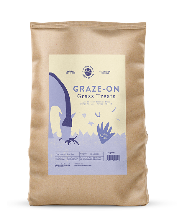 Graze-on Grass Treats